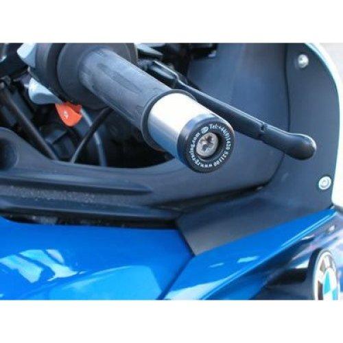 R&G Bar End Sliders for BMW K1200 R/S / K1300 R/S / F700GS 2013 onward