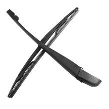 Peugeot 206/207 Rear Window Screen Windshield Windscreen Wiper Arm Blade Kit W23