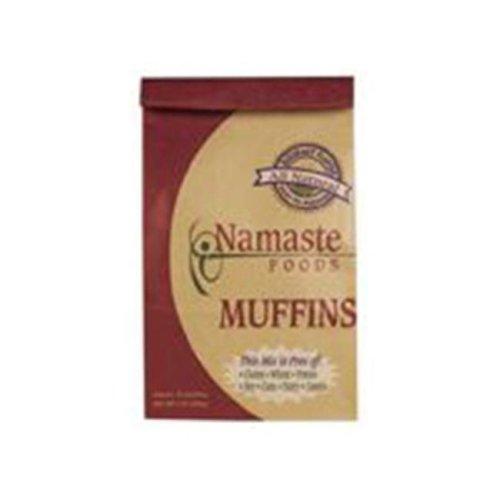 Namaste Muffin Mix 16 Oz -Pack of 6