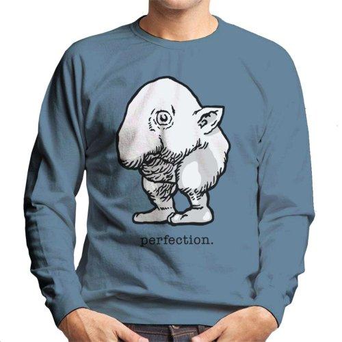 Perfection Nose Thing Berserk Men's Sweatshirt