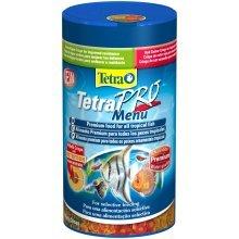64g Tetra Menu Tropical Fish Food -  menu tetrapro 64 g 64g fish food tropical