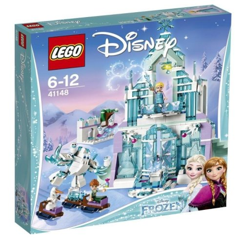LEGO Disney Elsa's Magical Ice Palace - 41148