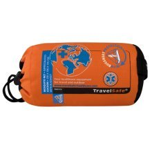 Travelsafe Mosquito Net Triangle Cocoon Impregnated 1 pers TS0119