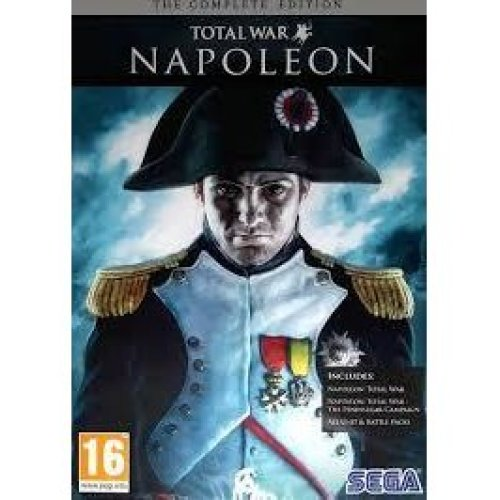 Napoleon: Total War - Complete Collection (PC) (New)