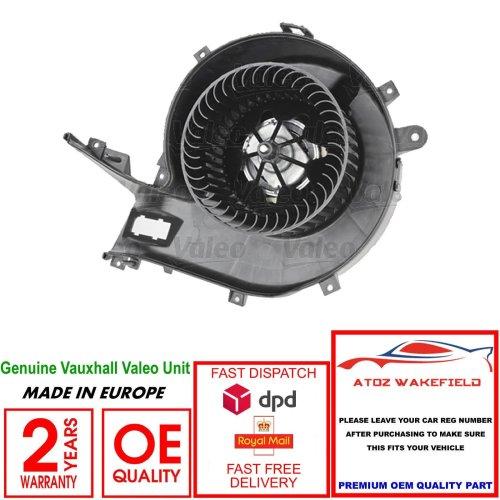 Vauxhall Vectra C MK2 Signum Heater Motor Fan Blower 13250120 Genuine Valeo