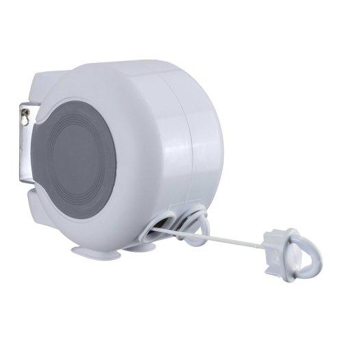 Metaltex Double Line 30m Outdoor Retractable Washing Line