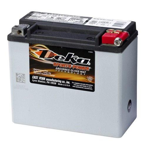 Deka Sports Power AGM Battery 12 V 17.5 Ah ETX20L