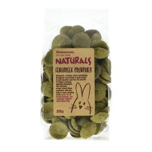 Rosewood Naturals Fenugreek Crunchies for Small Animals 200g