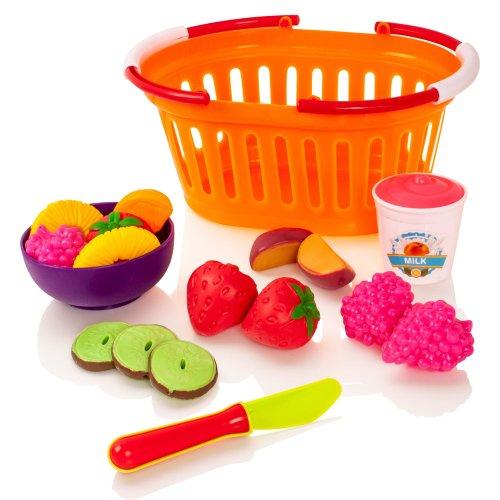 Milly & Ted Fruit Basket Set