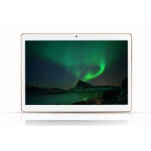 "BEISTA HD 10.1"" Phone Tablet PC 3G Dual SIM Wifi GPS OTG (Gold)"