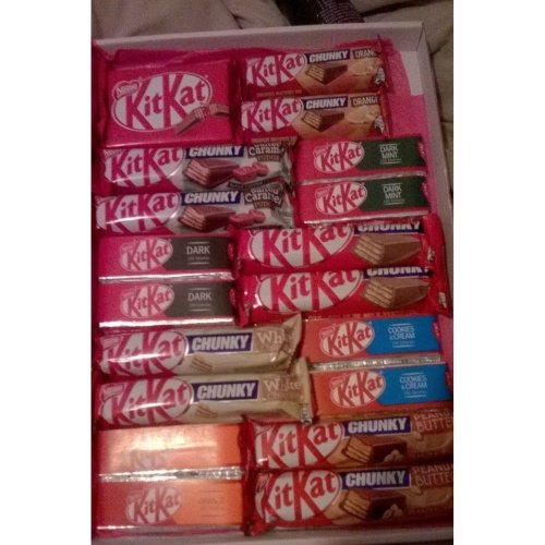 Kit Kat Chocolate Hamper Gift Box Letterbox Hamper