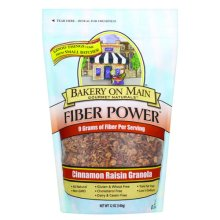 Bakery On main  Cinnamon Raisin Granola 340g