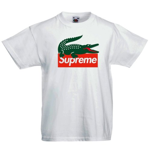 Supreme Lacost Inspired