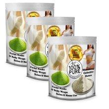 It works Algae Inch-Loss Seaweed Powder Weight Anti Cellulite Body Wrap