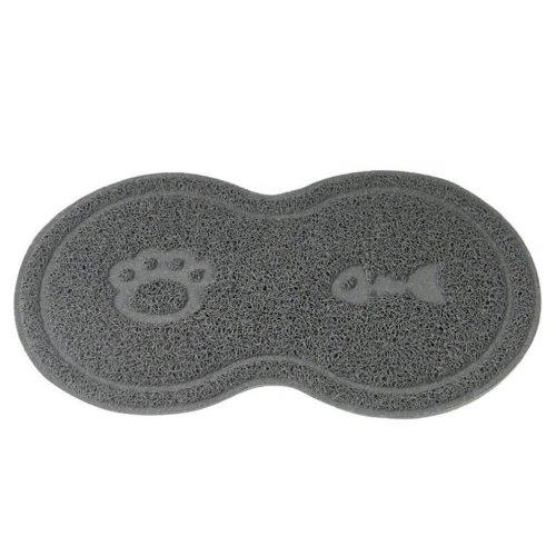 Ylen Kitten Food PVC Feeding Bowl Placemat Non-slip Pet Litter Mat Blanket For Cats and Dogs