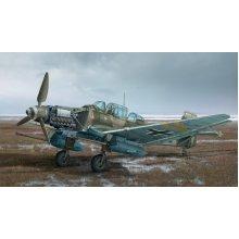 JU 87 G-2 STUKA - AIRCRAFT 1:48 - Italeri 2722