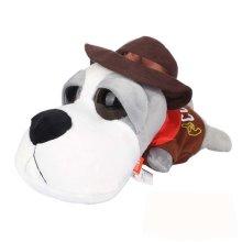 Inner Bamboo Charcoal Clean Formaldehyde Car&Home BigEye Dog ToyCleaner,cowboy