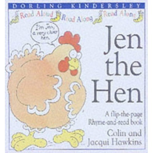 Jen the Hen (Rhyme-and -read Stories)