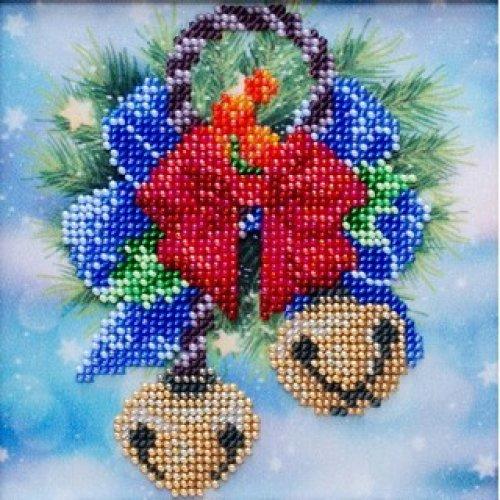 VDV Bead Embroidery Kit Little White Rabbit