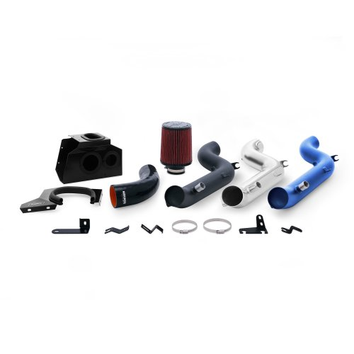 Mishimoto Ford Focus RS Performance Air Intake, 2015+, Wrinkle Blue