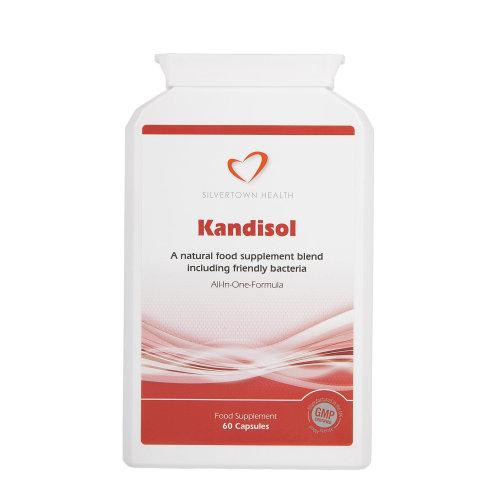 Kandisol - 60 Capsules