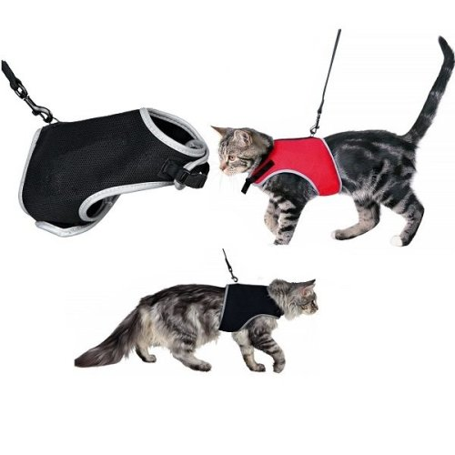Trixie Soft Cat Harness & Leash