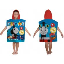 Thomas and Friends 'Patch' Hooded Towel Poncho