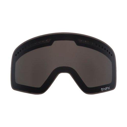 Goggle Lens - Jet Smoke