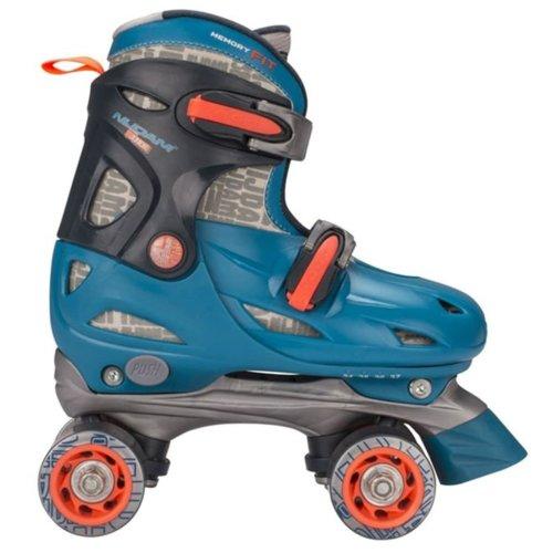 Nijdam Junior Roller Skates 34-37 TAO 52QN