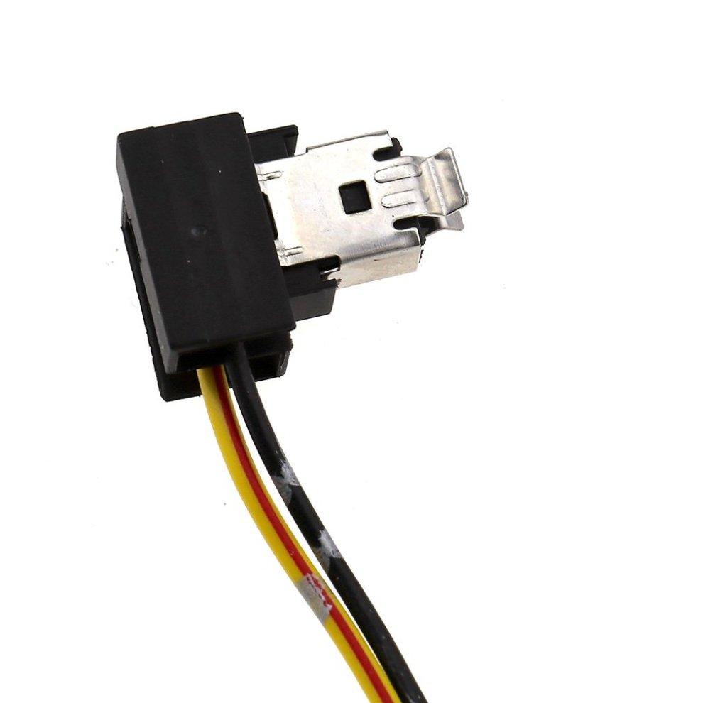 Wondrous H1 Headlight Fog Lamp Bulb Replacement Socket Holder Wiring Wiring 101 Taclepimsautoservicenl