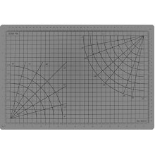 Excel Self-healing Cutting Mat, 24 By 36-inch, Clear -