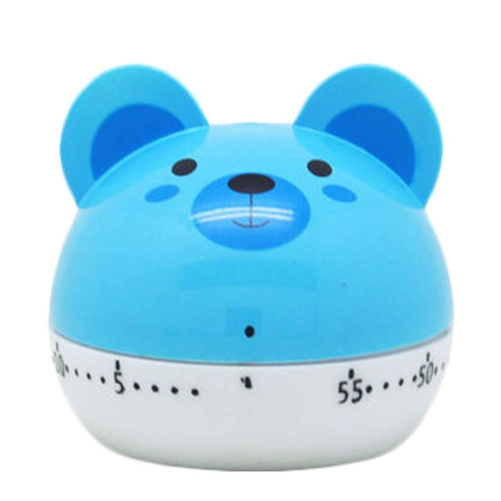 Creative Small Alarm Clock Time Management Cute Timer Timing Reminder A18