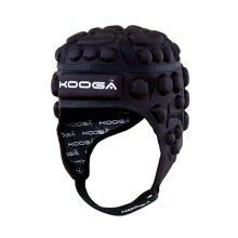 Kooga Airtech Loop Ii Head Guard - Black/grey, Small - Blackgrey -  kooga airtech loop ii head guard blackgrey small