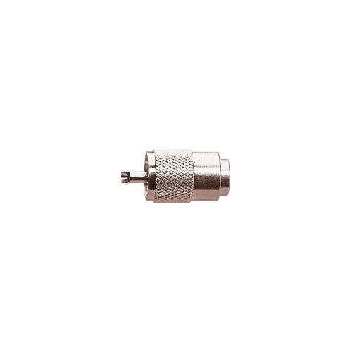 UHF Male Plug with Built-In Reducer with Internal Diameter 5.2 mm