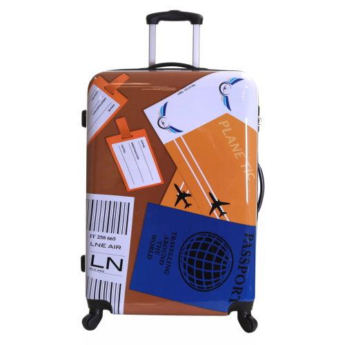 9c7253263 Karabar Falla Large 76 cm Hard Suitcase, World Travel on OnBuy