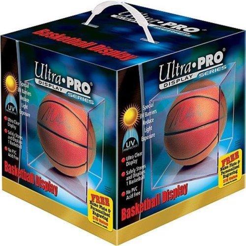 UltraPro SFBKTUV UltraPro Basketball Display UV Protected
