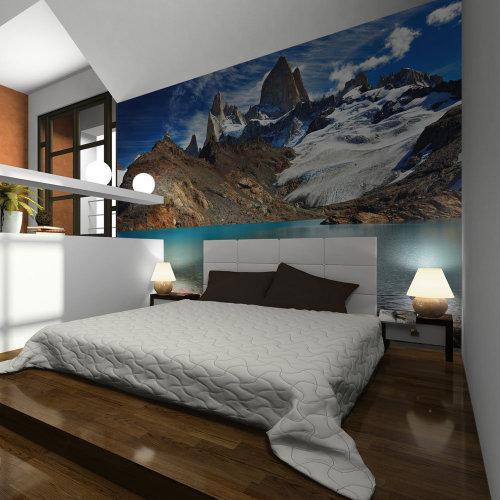 Wallpaper - Mount Fitz Roy, Patagonia, Argentina