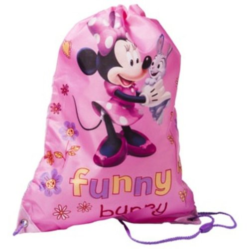 Minnie Mouse Drawstring Bag