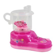 Creative Lovely Small Kids Home Appliance Model Toys Simulation Toys (Juicer)