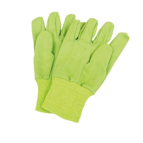 Bigjigs Toys Kid's Gardening Gloves with Elasticated Wrists - Garden Accessories