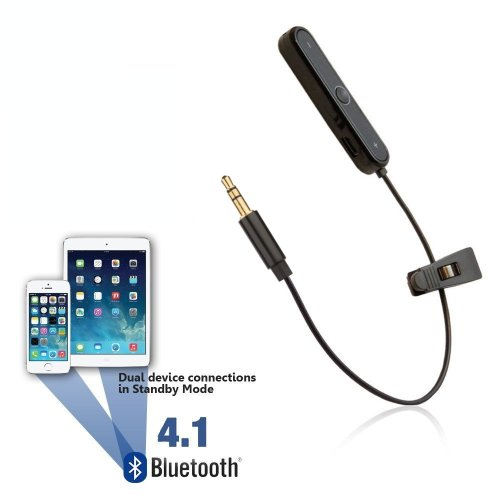 [REYTID] Beats by Dr. Dre Solo2 Solo HD RemoteTalk Cable / Bluetooth Adapter