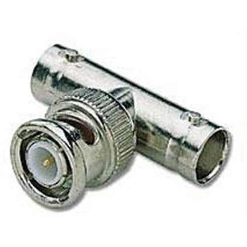 CABLES TO GO 2047 BNC T-Adapter Male To (2) Female