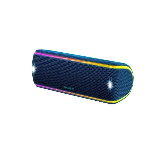 Sony SRS-XB31 Portable Wireless Waterproof Speaker - Blue