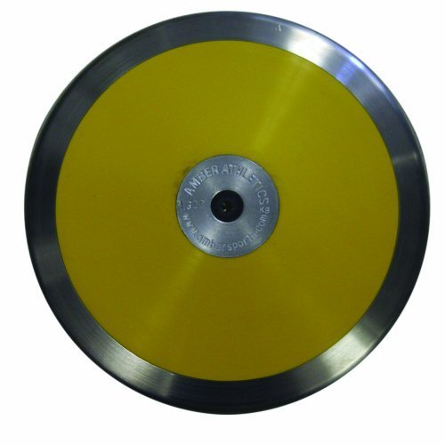 Amber Athletic Gear Ultimate Discus, 2 Kg