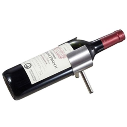 Visol VAC337 Falerno Stainless Steel Wine Bottle Holder