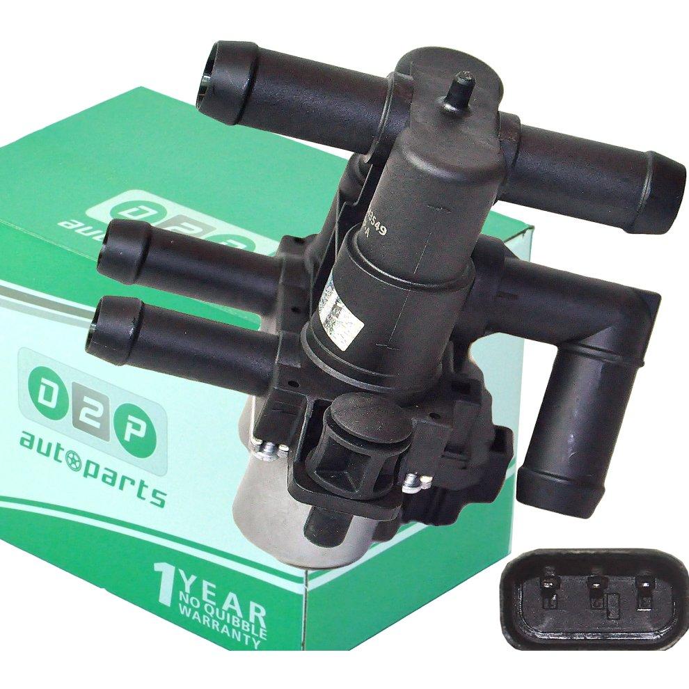 FOR JAGUAR S TYPE CCX 2 7 D HEATER CONTROL VALVE HVAC XR843549 (2004-2007)