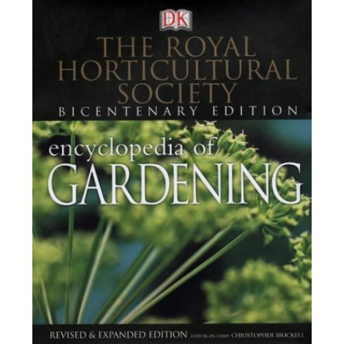 RHS Encyclopedia of Gardening: RHS Bi-centennial Edition