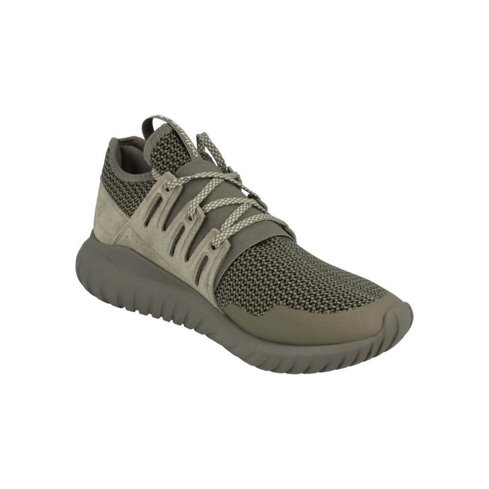 separation shoes cc6e8 c6602 ... Adidas Originals Tubular Radial Mens Trainers Sneakers - 3 ...