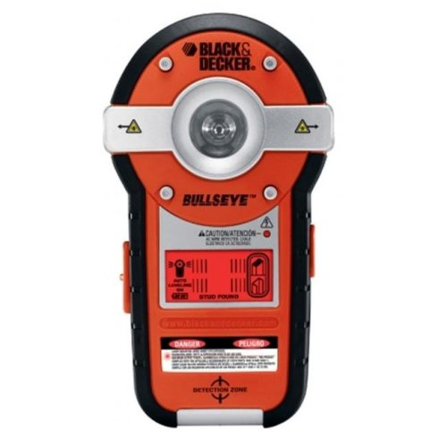 Black & Decker Power Tools Bullseye Auto-Leveling Laser With Stud Sensor BDL190S
