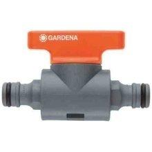 Gardena Outdoor Garden Tap Hose Flow Adjust Water Valve Garden Irrigation